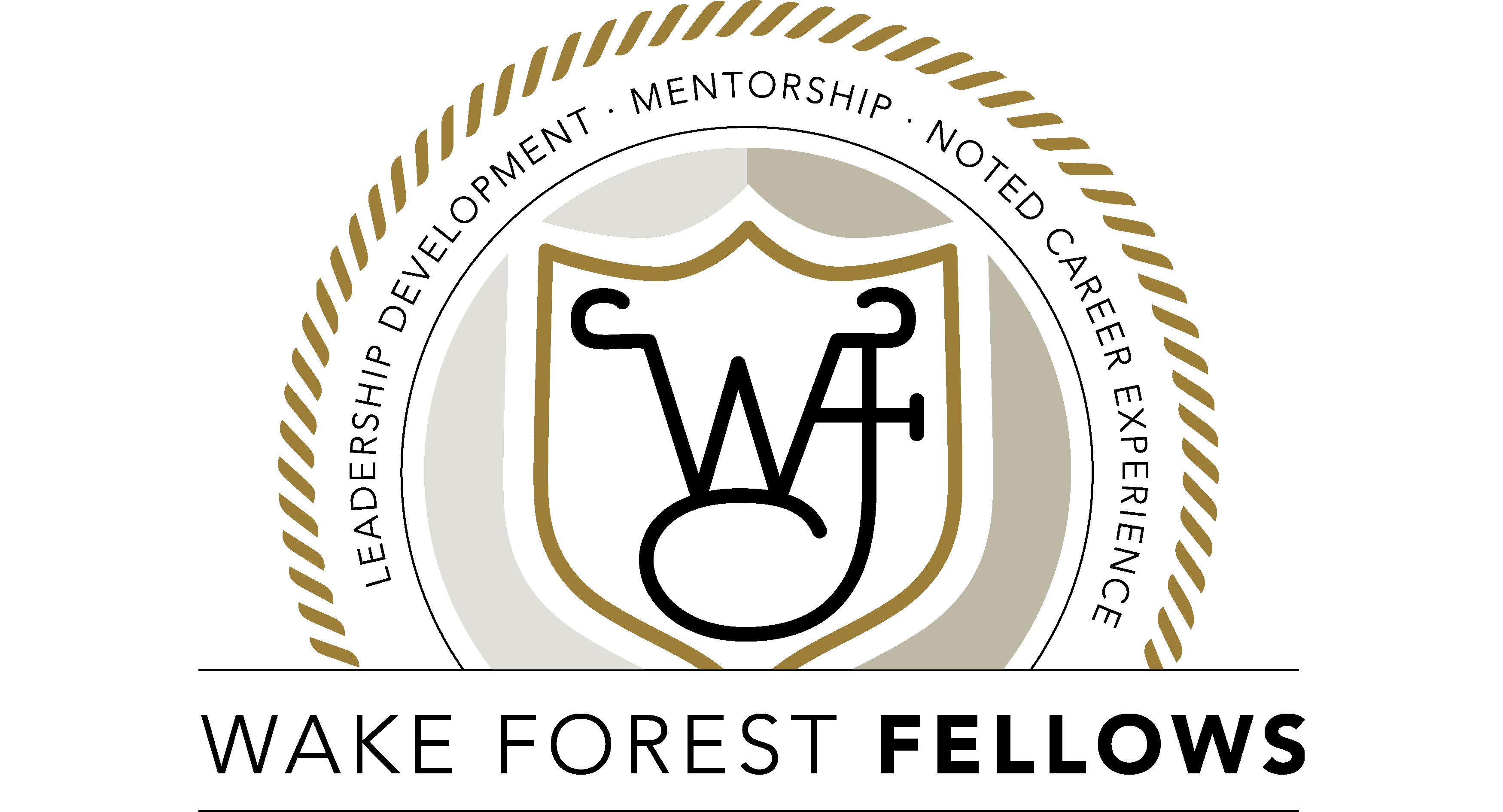 Wake Forest Fellows Logo