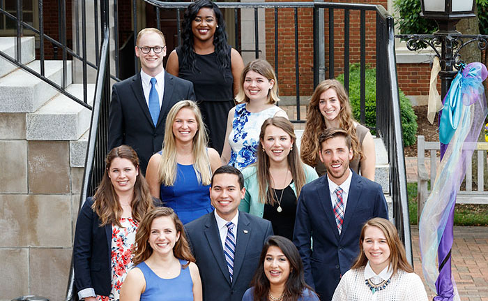 2016-2017 Wake Forest Fellows