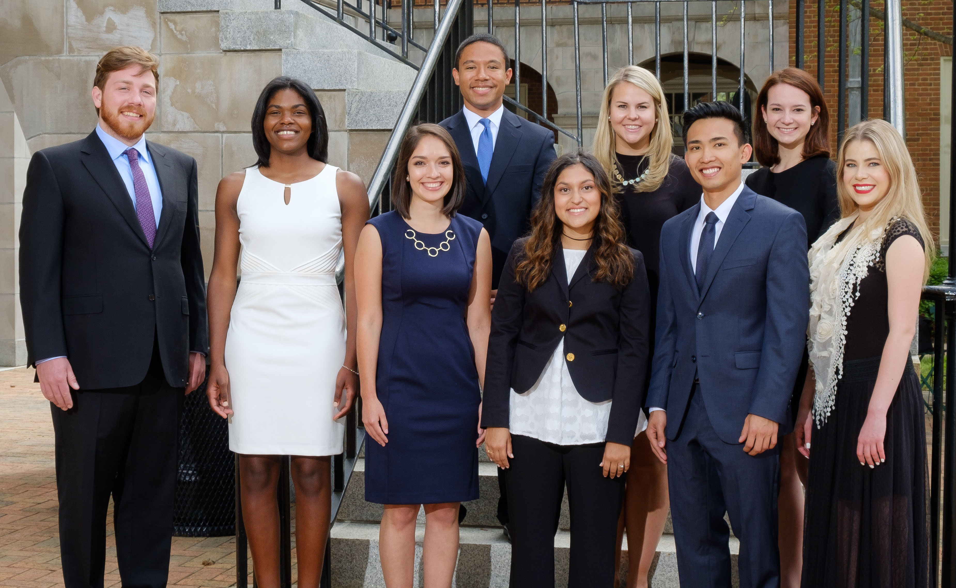 2017-2018 Wake Forest Fellows