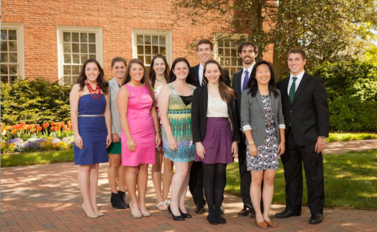 2013-2014 Wake Forest Fellows