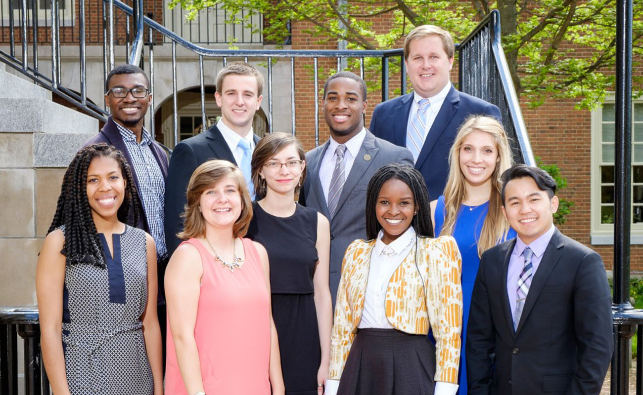 2015-2016 Wake Forest Fellows