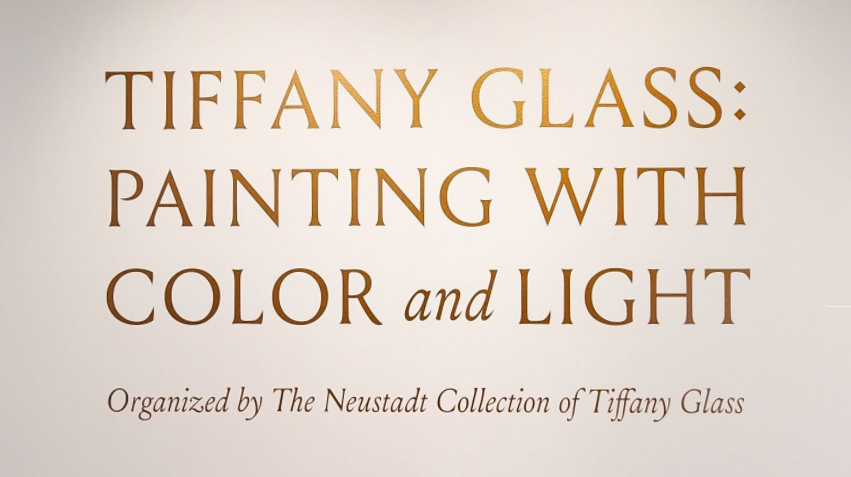 Tiffany Glass 360 link