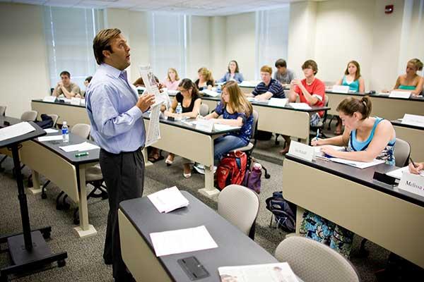 Academic Classrooms