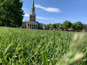 Wait Chapel in summer.