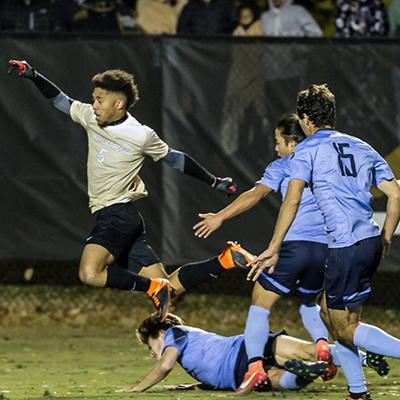 WFU Men's Soccer versus Duke, Saturday September 29 at 7 PM, Spry Stadium