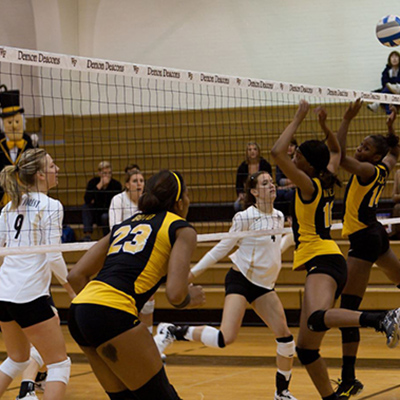 WFU Volleyball vs Boston College, Sunday September 30, 1 PM