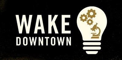 Wake Downtown logo