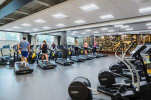 Cardio Machines - Facilities