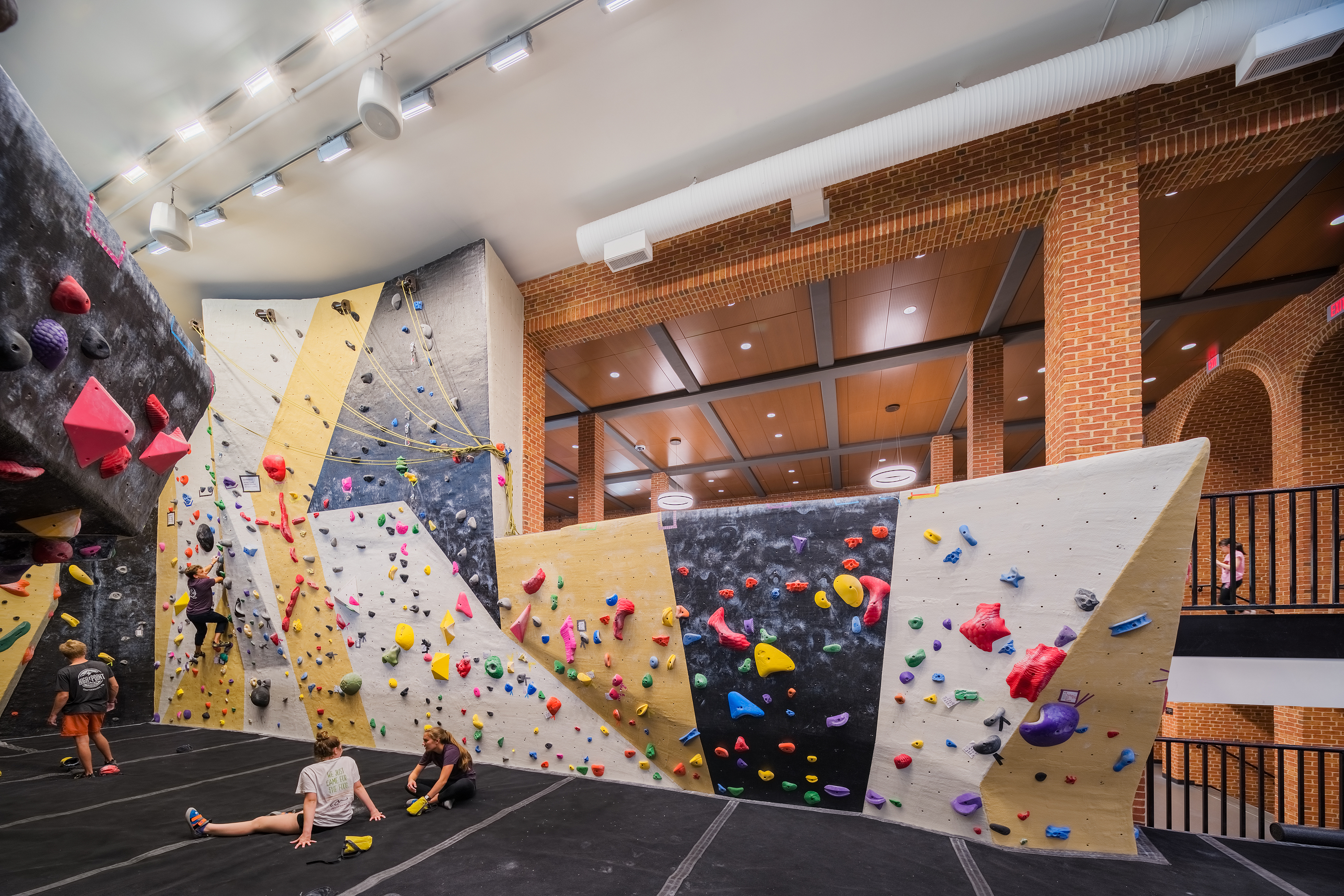 Climbing Wall Reservations