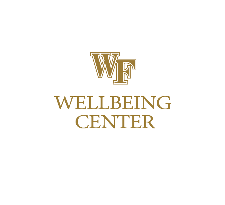 WF WELLBEING CENTER LOGO stacked GOLD