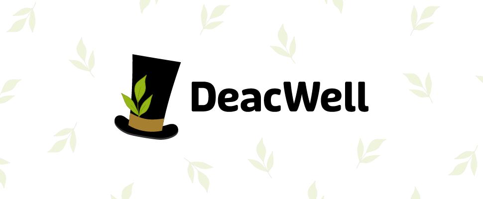 DeacWell box banner