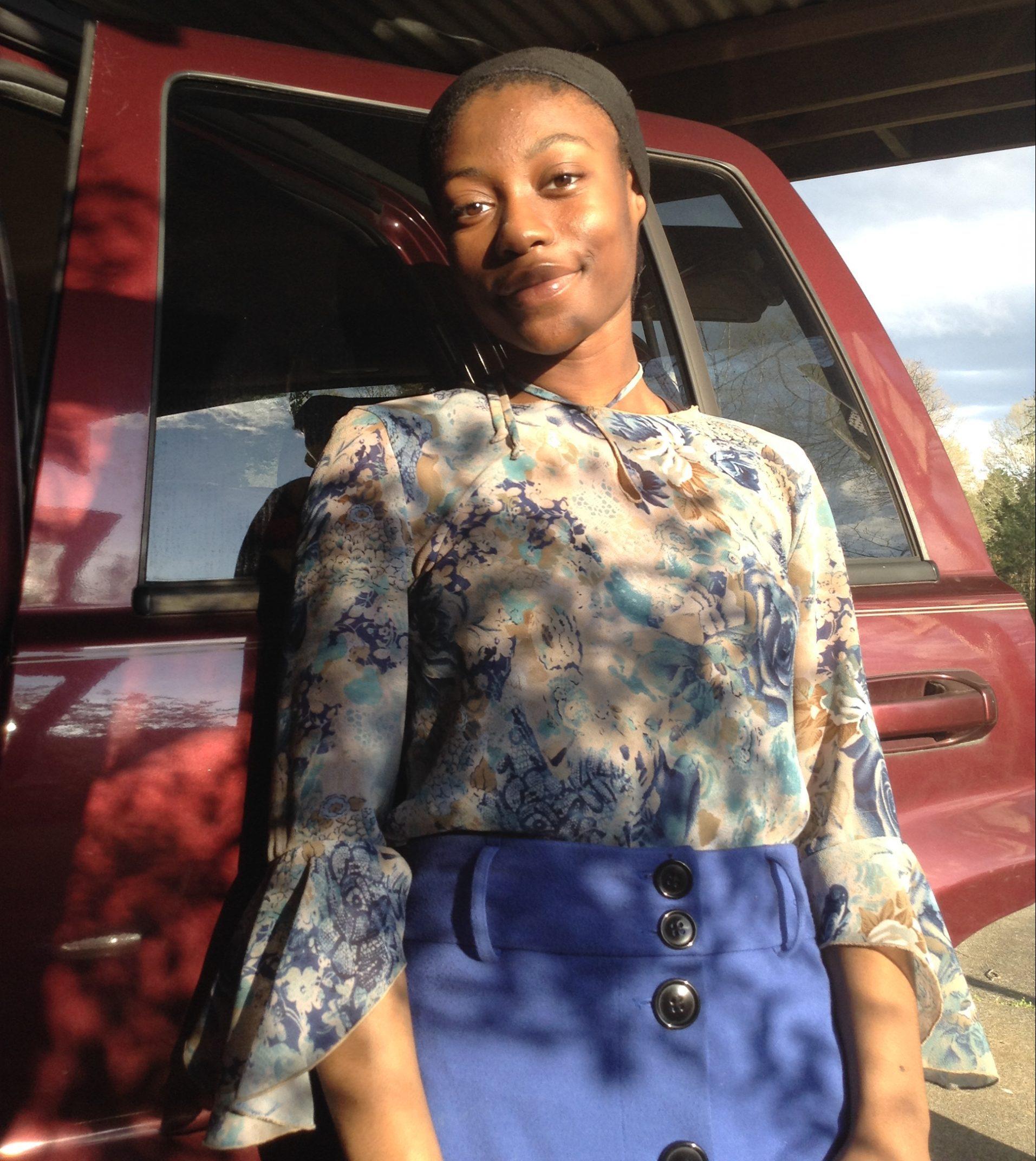 Anesia a College LAUNCH Alumni