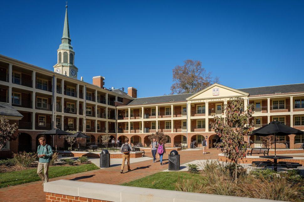 Poteat Residence Hall