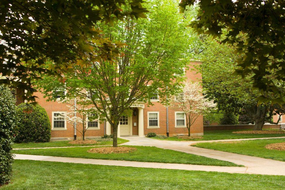 Bostwick Residence Hall