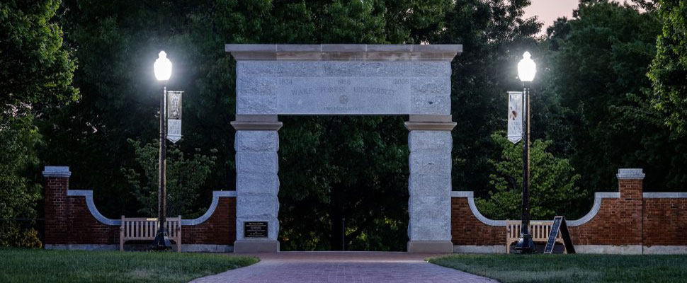 Arch on Campus