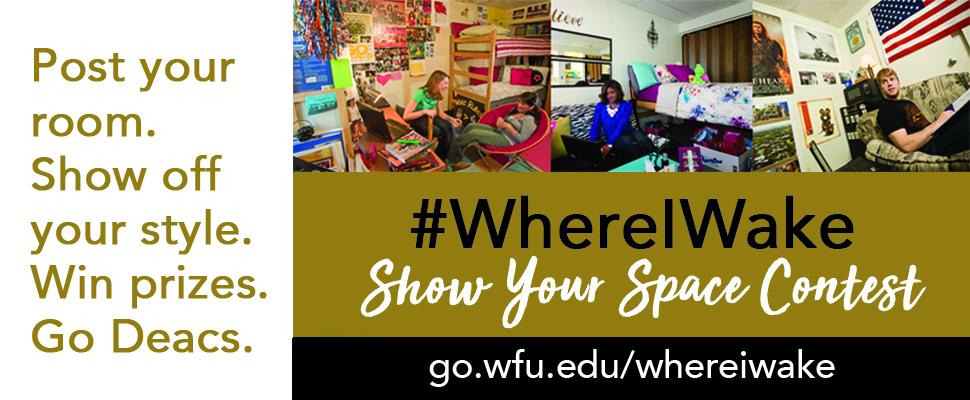 WhereIWake Room Contest Web Banner