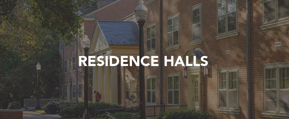 Residence hall Banner Image