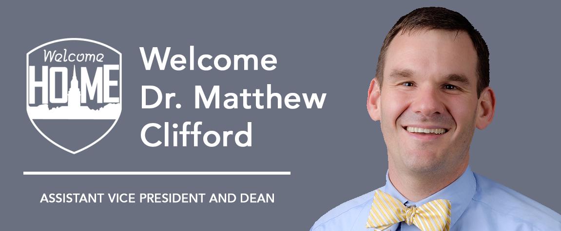 Dr. Clifford Headshot