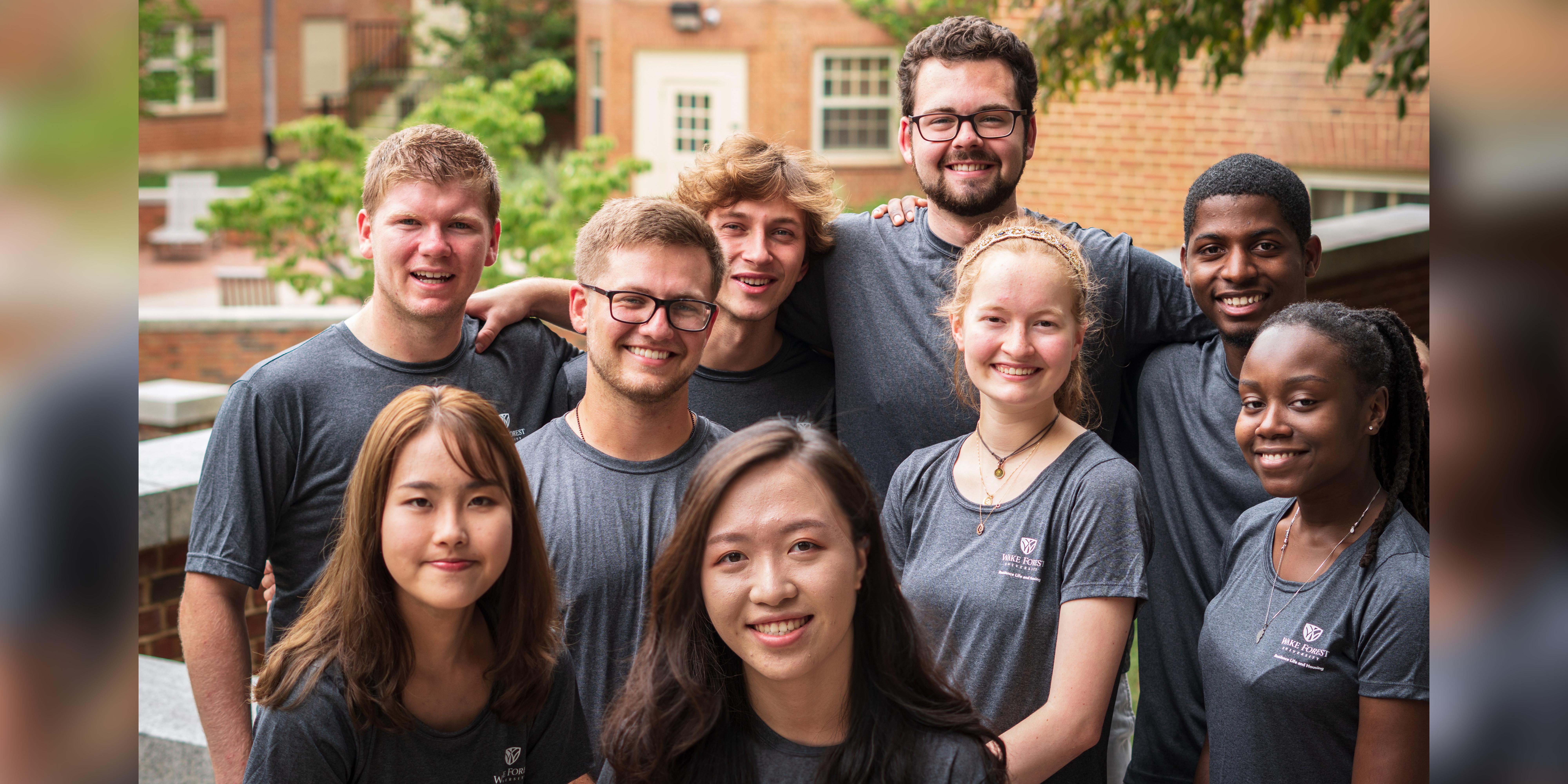 Babcock Hall Staff Photo