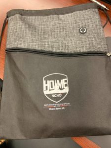 NCHO Swag Bag