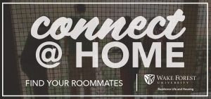 Connect @ Home - find your roommates.