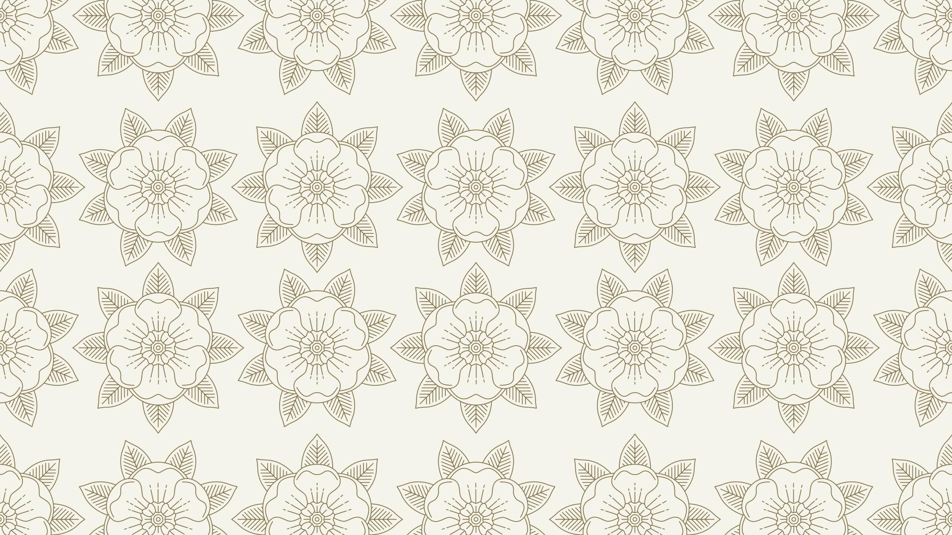 C2C magnolia pattern background