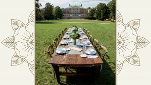 Table on the Quad