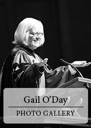 Gail O'Day at Wait Chapel