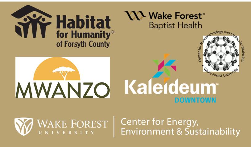 2021 capstone sponsors' logos