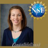 NSF Award - Dr. Erin Henslee