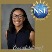 NSF Award - Dr. Lauren Lowman