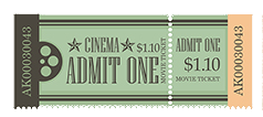 Ticket Graphic for SOFO online ticketing process for student organizations