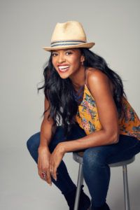 Headshot of Renee Elise Goldsberry