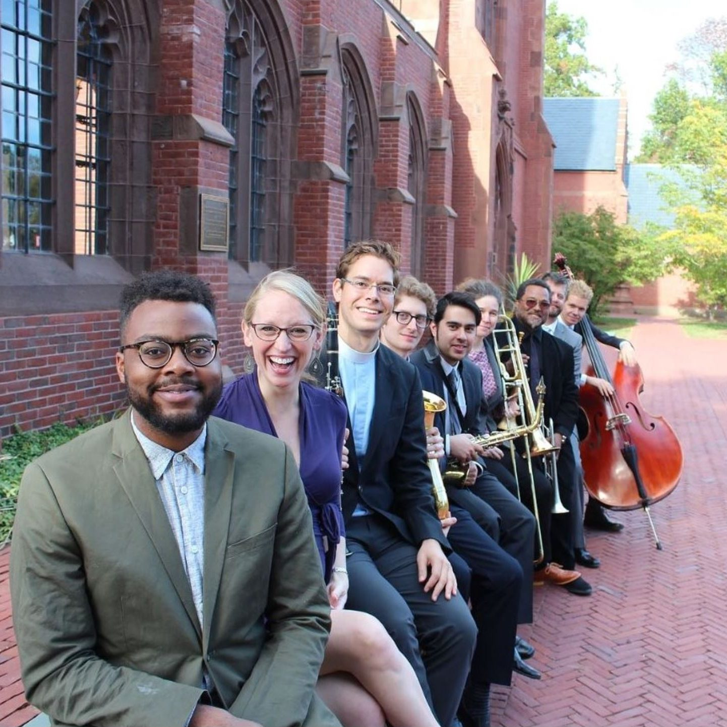 Ann Phelps Performs with Theodicy Jazz Collective at Syracuse University