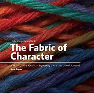 Program for Leadership and Character Featured in the Fabric of Character