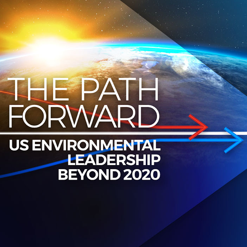"Program Co-Sponsors ""The Path Forward: US Environmental Leadership Beyond 2020"""