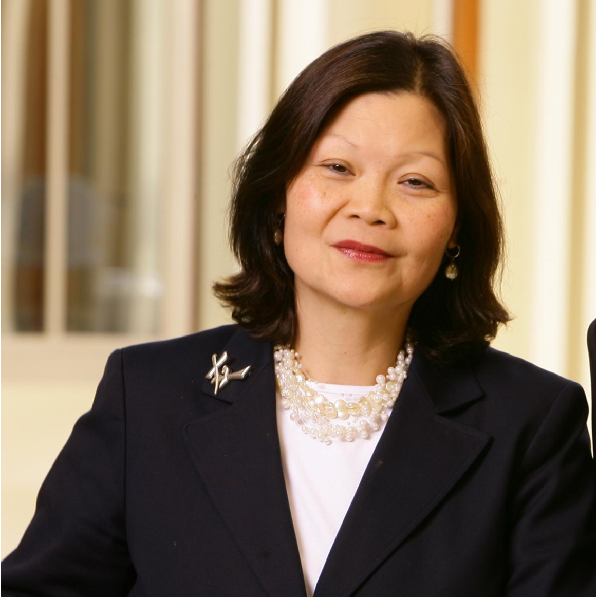 Carolyn Woo, Former President and CEO, Catholic Relief Services