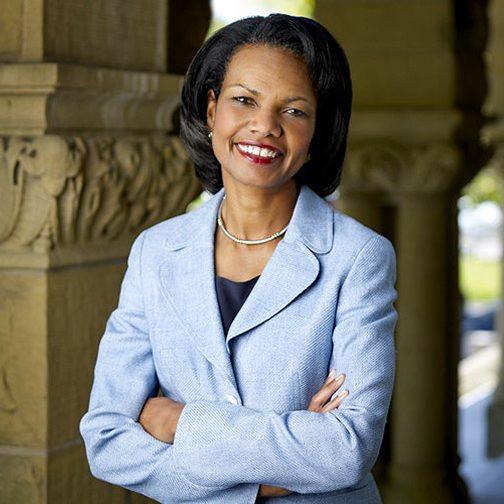 Condoleezza Rice, Director, Hoover Institution