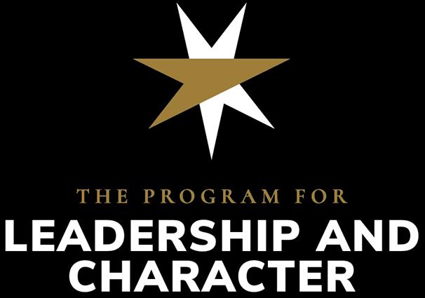 Leadership and Character logo