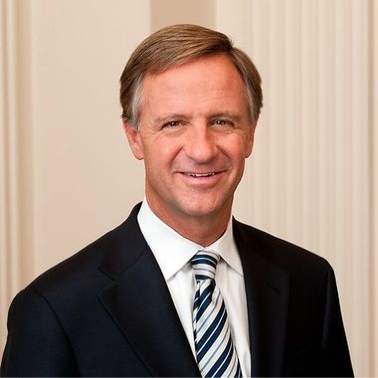 Bill Haslam, Former Governor of Tennessee