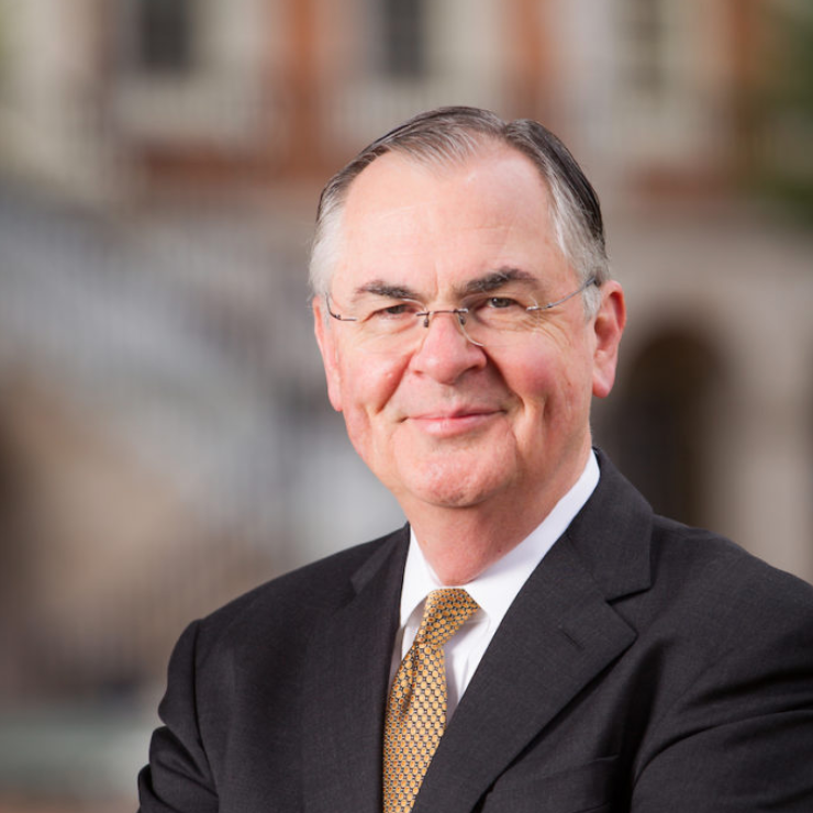 Nathan Hatch, 13th President of Wake Forest
