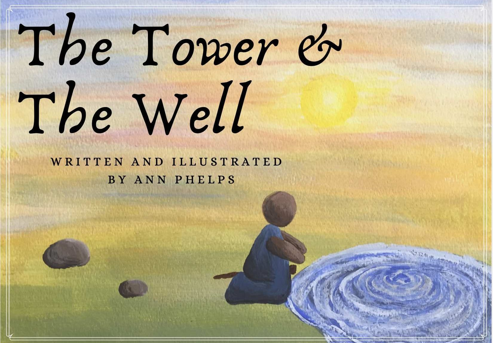Ann Phelps wins award for a children's book six years in the making