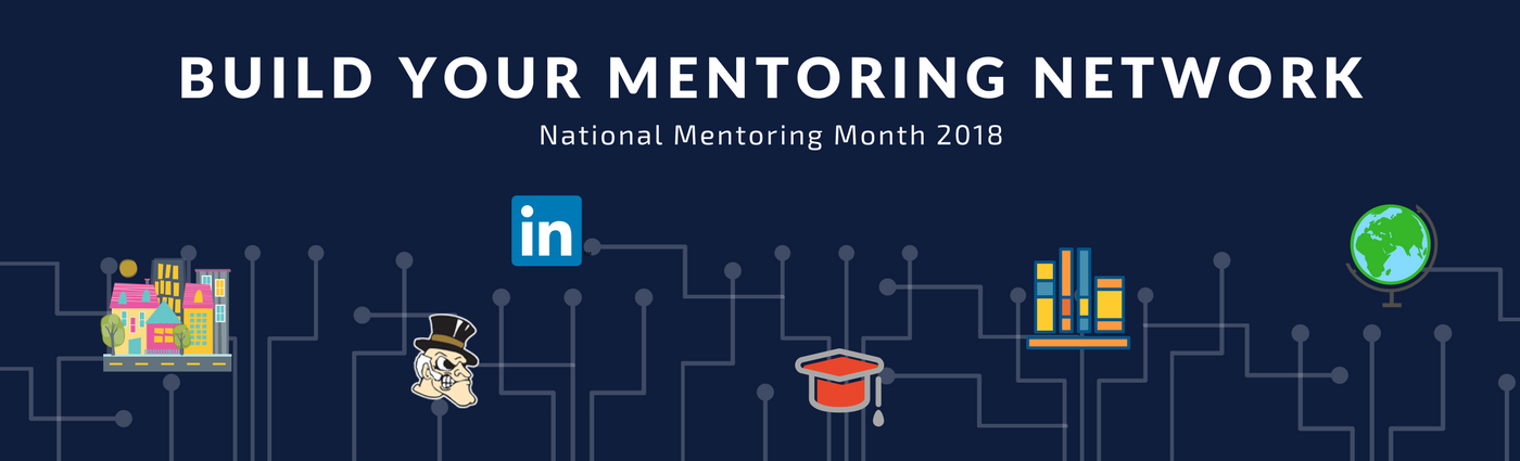 Build Your Mentoring Network: National Mentoring Month 2018