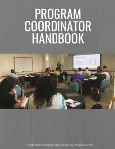 Program Coordinator Handbook Cover