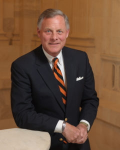 Richard Burr Headshot