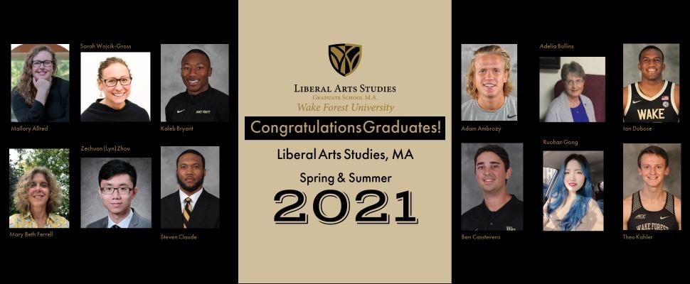 LAS Spring & Summer Grads