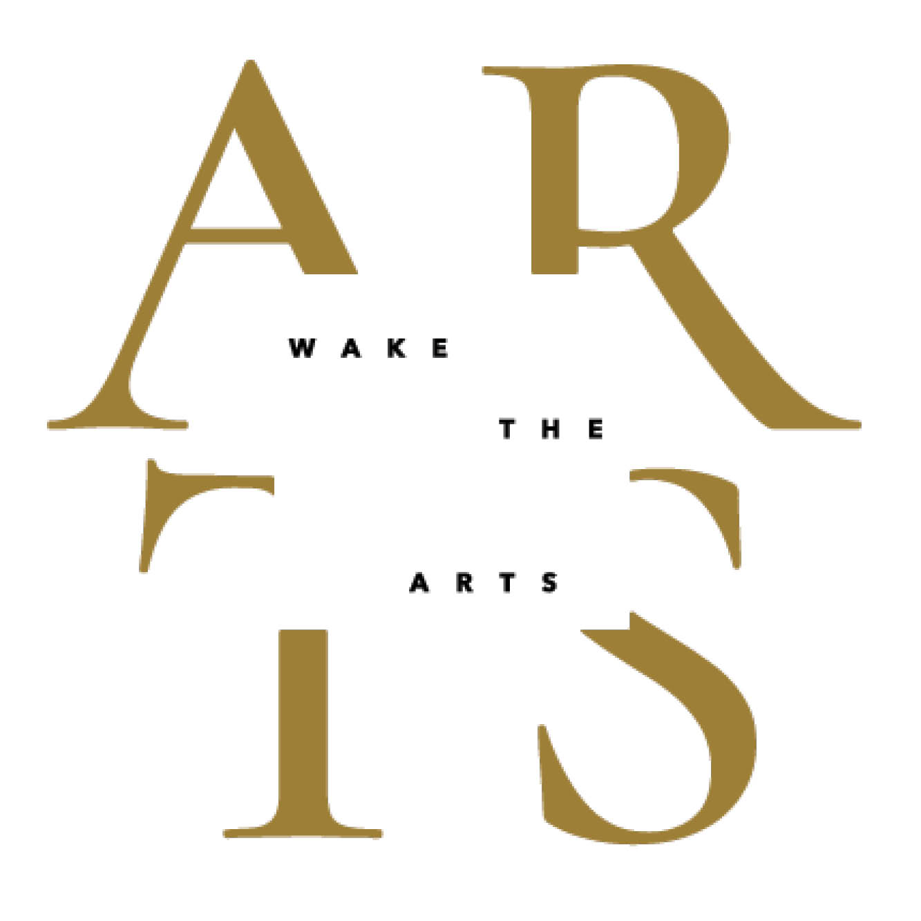 Wake The Arts logo