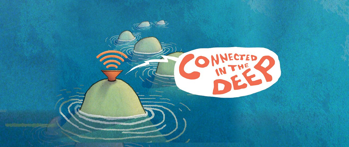 Connected In The Deep banner