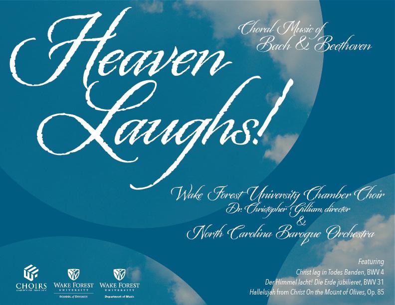 heaven laughs poster