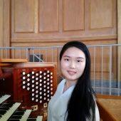 Award winning graduate Julianne Zhu